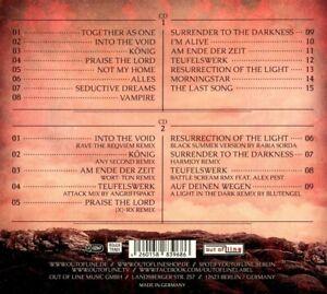 BLUTENGEL Un:Gott - 3CD Box Set (Limited Edition