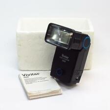 Vivitar Zoom Thyristor 3500 Dedicated Electronic Flash Unit w/ Manual