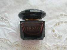 women's mini Versace Crystal Noir by Versace 0.17 oz EDT Perfume estate find