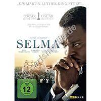 DVD: SELMA - Die Martin Luther King - Story - FSK 12 - 2014 *TIPP* *NEU* °CM°