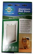 PetSafe SMALL Freedom Aluminum Pet Dog Door-Dogs to 15 lbs Warranty PPA00-10859