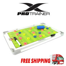Dual Sided Aluminium Framed Magnetic Soccer / Football Coaches Board