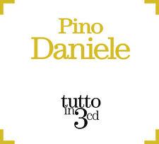 PINO DANIELE - Tutto in 3 Cd (Best) (2020) 3 CD
