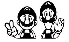 Super Mario Bros vinyl Car Decal / Sticker