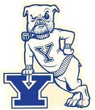 YALE  University    Alumni Mascot   Vintage Looking   Travel Decal  Sticker