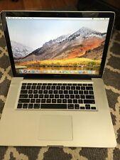 "Apple MacBook Pro A1286 15.4"" Laptop - MC372LL/A (April, 2010)"