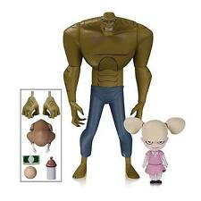 DC The Animated Series / New Aventures Batman: KILLER CROC WITH BABY DOLL action