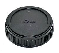 Back Cap Olympus & Panasonic 4/3 Mount Back Cap Rear Lens Cap