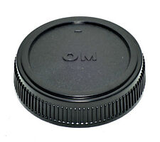 Olympus & Panosonic 4/3 E Mount Back Cap Rear Lens Cap