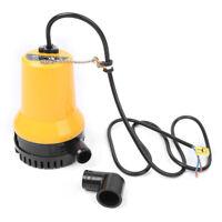 Tauchpumpe Schmutzwasserpumpe Wasserpumpe 1110GAL/H 12V Kellerpumpe Gartenpumpe