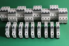 GE AEG Sicherung Schutzschalter Sicherungsautomat LS B C 10 16 20 25 32 A FI40