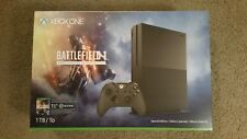 Xbox one s battlefield 1 edition green, games, accessories etc.
