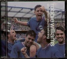 ROBBIE WILLIAMS Sing When You're Winning CD Album