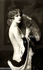 Ziegfeld Follies Girl Photo 1 1920s New York Roaring 20s Flappers