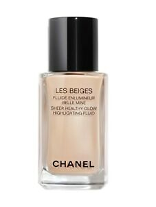 CHANEL LES BEIGES Sheer Healthy Glow Highlighting Fluid Pearly Glow 30ml