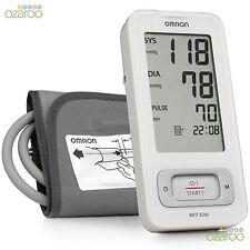 Omron mit-elite completamente automático Digital Brazo Superior Monitor De Presión Arterial Y Puño