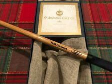 2010 The Open Golf Championship Rush Limbaugh Personaly Owned Putter w / Prov