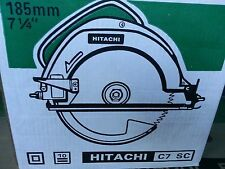 Hitachi C7SC Circular Saw 1100W REDUCED TO CLEAR