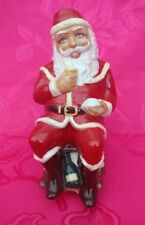 Kevin Francis Toby Jug - Little Rocking Santa