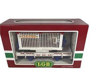 LGB Circus Cage Car #4038 NIB!