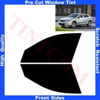 Pre Cut Window Tint Skoda Octavia 5Doors Hatchback 2008-2012 FrontSides AnyShade