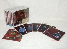 Japan TOHOSHINKI TVXQ Together 2007 Taiwan 6-CD+6-Card (Dong Bang Shin Ki DBSK)