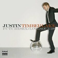 JUSTIN TIMBERLAKE : FUTURESEX/LOVESOUNDS (Double LP Vinyl) sealed