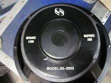 "Maxpower Pro Audio 55-2952 - 12"" Speaker 350W Rms 8 Ohm"