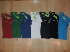 100% Authentic Hugo Boss Paddy Pro Edition Moisture Manager Polo Golf Green