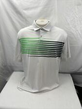 Nike Dri-Fit Igolf Shirt Polo L Tour Performance 585836-100