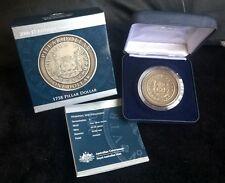 2006 ONE DOLLAR SILVER PROOF - *1738 PILLAR COIN* - SUBSCRIPTION COIN - 60 GRAMS