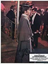 DIANA RIGG  THE ASSASSINATION BUREAU  1969 VINTAGE LOBBY CARD #2