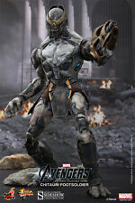 "Hot Toys The Avengers CHITAURI FOOTSOLDIER 12"" Action Figure 1/6 Scale MMS226"