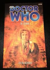 Dr Doctor Who The Burning by Justin Richards (2000, BBC EDA #37)