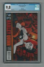 Harley Quinn #13 CGC 9.8 NM/M DC Comics New 52 Variant Cover Suicide Squad