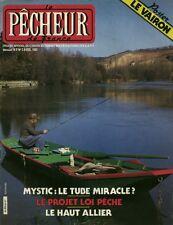 Revue le pêcheur de France No 3 Avril 1983