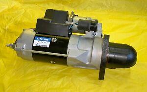 Genuine Caterpillar 2771833 Perkins 2873K413 Starter Motor 24V D6N D6K 953D 963D