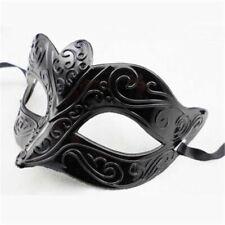 Masquerade Ball Black Mask Venetian Party Eye Mask Black Carnival Dress Costume