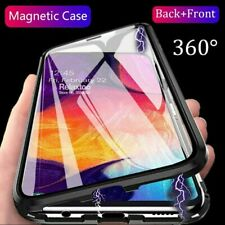 Magnetic Adsorption Double Sided Glass iPhone Case Cover For iPhone 11 Pro Max