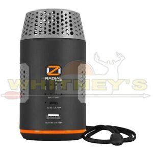 ScentLok OZ Radial Nano Black -  4151190-090-OS