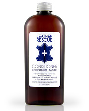 Leather Rescue Conditioner and Restorer for Jackets, Shoes, Bags, Purses, Car -