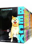 Beck 【Japanese language】 Vol.1-34 set Manga Comics