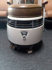 Vintage Hassock Fan With Pad, Galaxy/Lasko metal blade