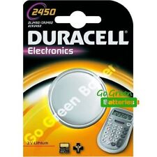 Duracell CR2450 Single Use Batteries