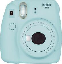 Fujifilm - instax mini 9 Instant Film Camera - Ice Blue - Brand New