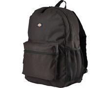 Mens Womens Work Bag Dickies Creston Backpack Traditional Rucksack Black BG0001