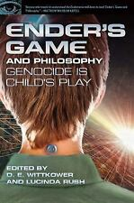 Ender's Game and Philosophy: Genocide Is Child's Play Popular Culture and Philo