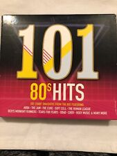Various Artists - 101 80's Hits - 5 x CD Album