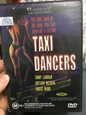 Taxi Dancers ex-rental region 4 DVD (1994 thriller movie) * rare *