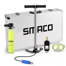 Smaco Oxygen Cylinder Mini Scuba Diving Equipment Air Tank Oxygen Tank Set Kits